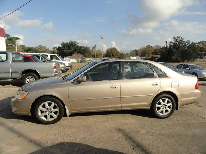 2001 Toyota Avalon XLS 4dr Sedan - Lake Charles LA