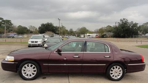 2006 Lincoln Town Car for sale in Lake Charles, LA