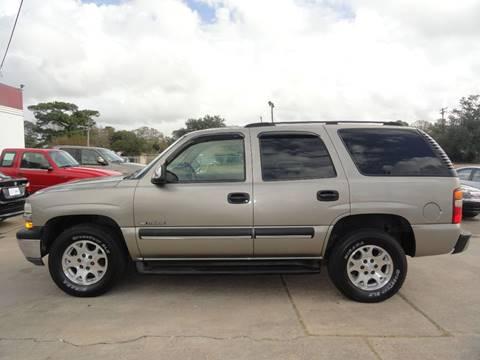 2003 Chevrolet Tahoe for sale in Lake Charles, LA