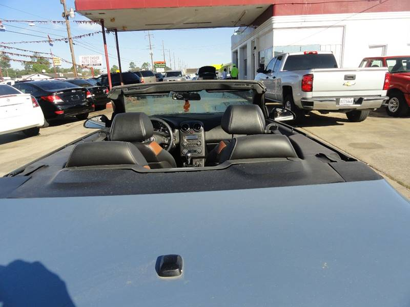 2007 Pontiac G6 GT 2dr Convertible - Lake Charles LA