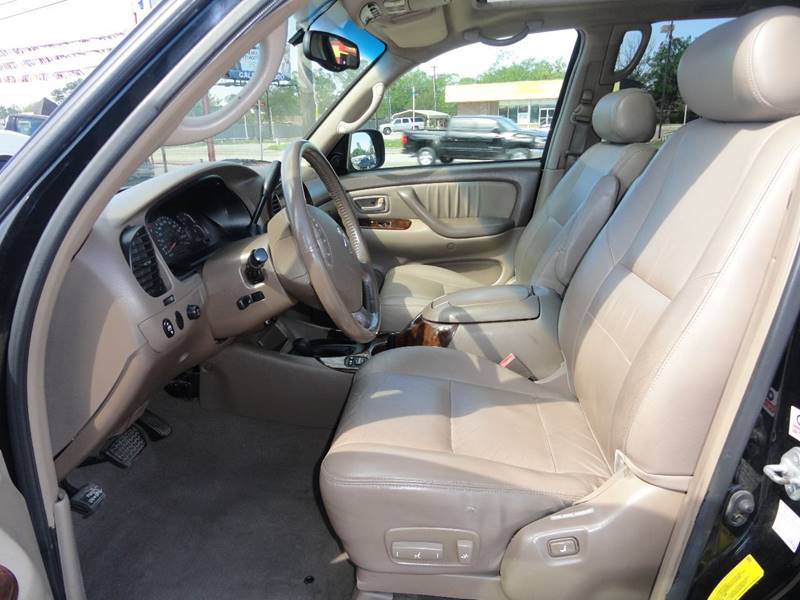 2004 Toyota Sequoia Limited 4WD 4dr SUV - Lake Charles LA