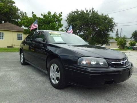 2004 Chevrolet Impala for sale in Miami, FL