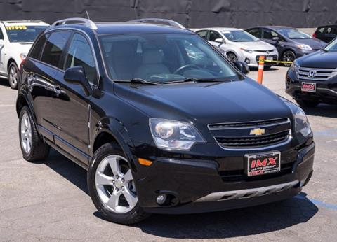 2015 Chevrolet Captiva Sport Fleet for sale in Burbank, CA