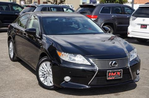 2013 Lexus ES 350 for sale in Burbank, CA