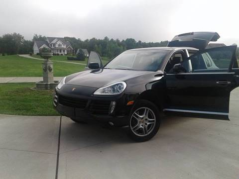 2008 Porsche Cayenne for sale in Columbus, OH