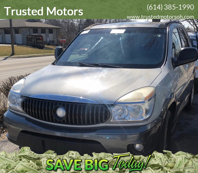 Purchase Used We Finance 2002 Buick Rendezvous Cxl Awd 69k