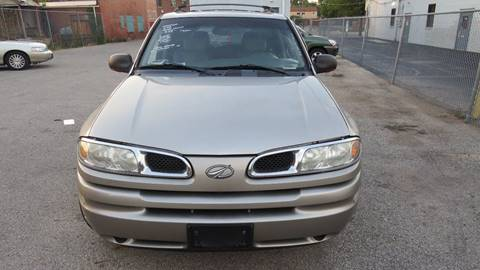 2002 Oldsmobile Bravada for sale in Columbus, OH
