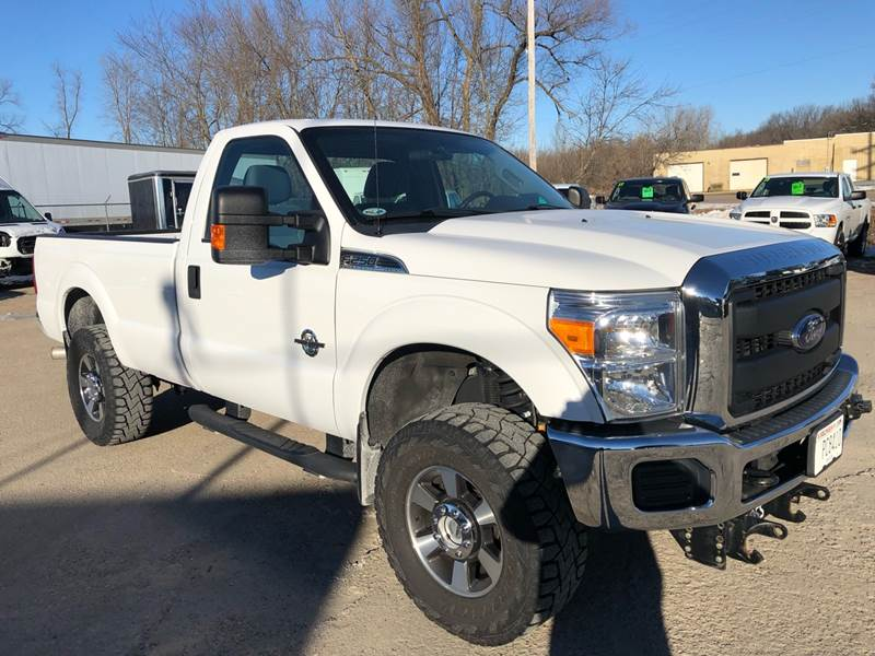 Ford F250 8 Foot Bed For Sale >> 2016 Ford F 250 Super Duty 4x4 Xl 2dr Regular Cab 8 Ft Lb Pickup In