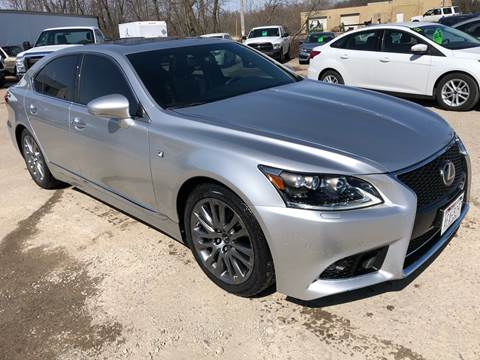 2015 Lexus LS 460 for sale in Weyauwega, WI