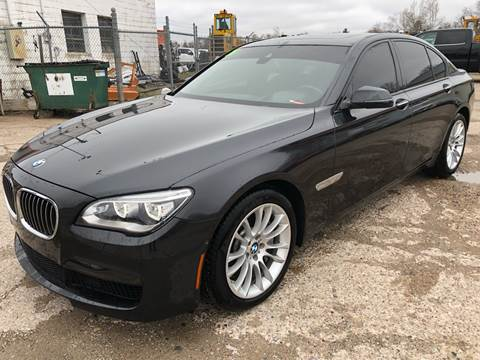 2015 BMW 7 Series for sale in Weyauwega, WI