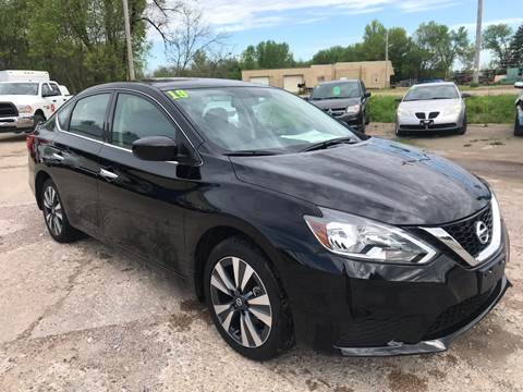 2019 Nissan Sentra for sale in Weyauwega, WI