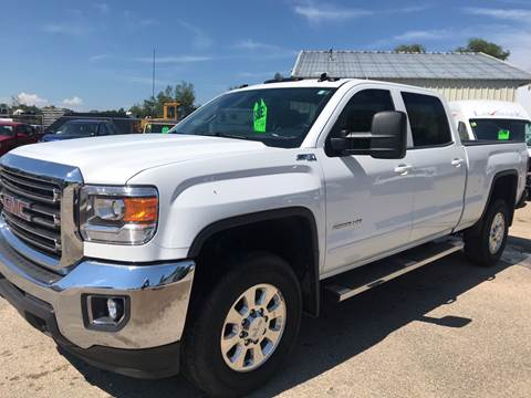 2015 GMC Sierra 2500HD for sale in Weyauwega, WI