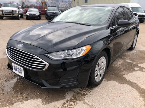 2019 Ford Fusion for sale in Weyauwega, WI