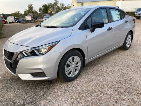 2020 Nissan Versa for sale at SUNSET CURVE AUTO PARTS INC in Weyauwega WI