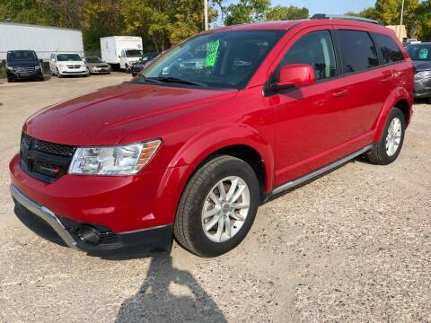 2018 Dodge Journey for sale at SUNSET CURVE AUTO PARTS INC in Weyauwega WI