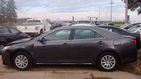 2014 Toyota Camry for sale in Weyauwega, WI