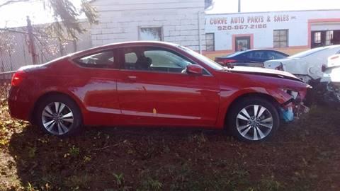 2012 Honda Accord for sale in Weyauwega, WI