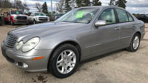 2004 Mercedes-Benz E-Class for sale in Weyauwega, WI