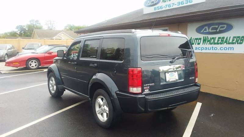 2008 Dodge Nitro SLT 4dr SUV 4WD - Berlin NJ