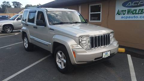 2008 Jeep Liberty for sale in Berlin, NJ