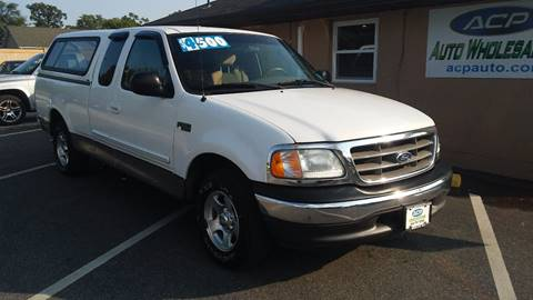 2003 Ford F-150 for sale in Berlin, NJ