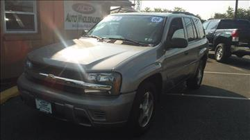 2006 Chevrolet TrailBlazer for sale in Berlin, NJ