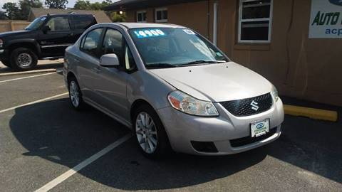 2008 Suzuki SX4 for sale in Berlin, NJ