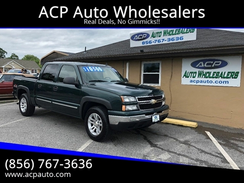 Pickup Truck For Sale in Berlin, NJ - ACP Auto Wholesalers