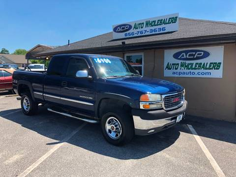 2001 GMC Sierra 2500HD for sale in Berlin, NJ