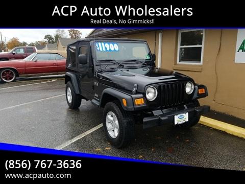 2006 Jeep Wrangler for sale in Berlin, NJ