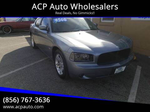 2007 Dodge Charger for sale at ACP Auto Wholesalers in Berlin NJ