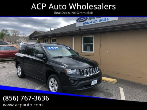 2015 Jeep Compass Sport for sale at ACP Auto Wholesalers in Berlin NJ