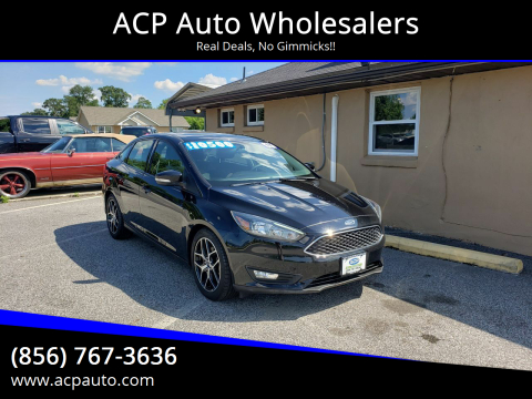 2017 Ford Focus for sale at ACP Auto Wholesalers in Berlin NJ