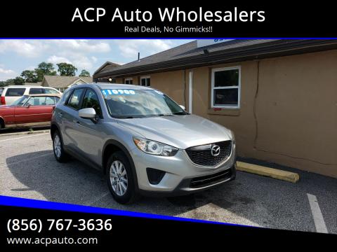 2015 Mazda CX-5 for sale at ACP Auto Wholesalers in Berlin NJ