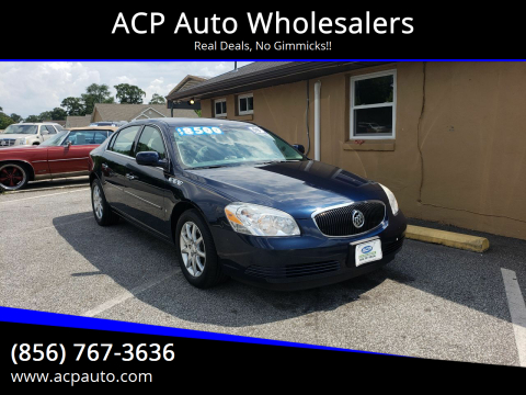 2008 Buick Lucerne for sale at ACP Auto Wholesalers in Berlin NJ