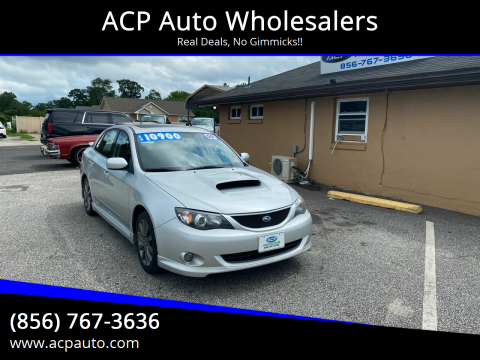 2009 Subaru Impreza for sale at ACP Auto Wholesalers in Berlin NJ