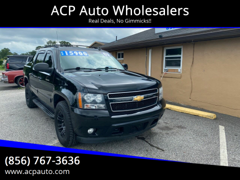 2013 Chevrolet Avalanche for sale at ACP Auto Wholesalers in Berlin NJ