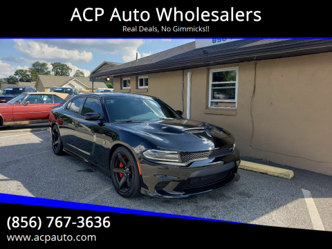 2018 Dodge Charger for sale at ACP Auto Wholesalers in Berlin NJ