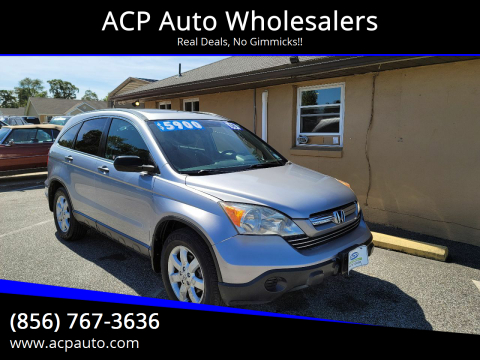 2008 Honda CR-V for sale at ACP Auto Wholesalers in Berlin NJ