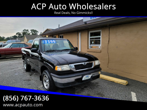 2000 Mazda B-Series Pickup for sale at ACP Auto Wholesalers in Berlin NJ