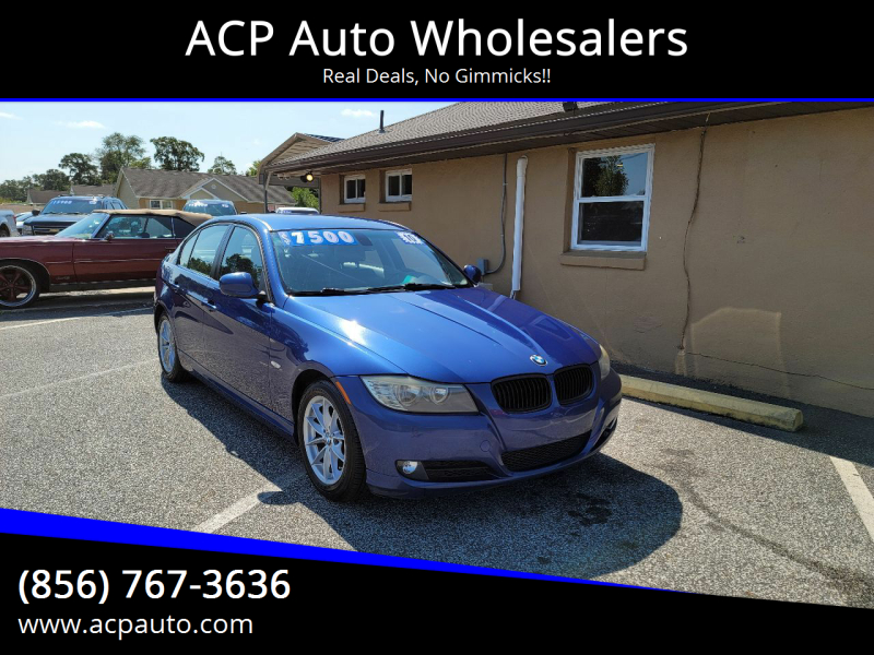 2010 BMW 3 Series for sale at ACP Auto Wholesalers in Berlin NJ