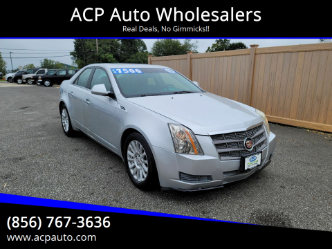 2010 Cadillac CTS for sale at ACP Auto Wholesalers in Berlin NJ
