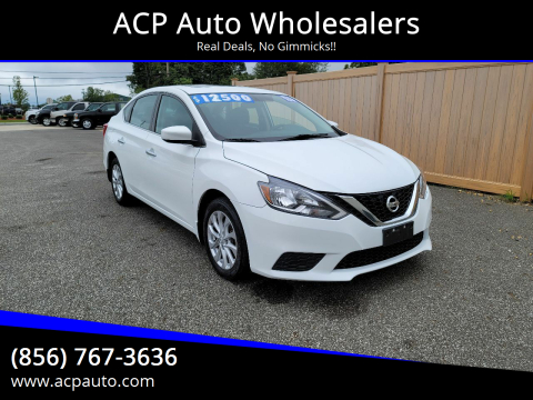 2017 Nissan Sentra for sale at ACP Auto Wholesalers in Berlin NJ
