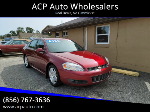 2011 Chevrolet Impala for sale at ACP Auto Wholesalers in Berlin NJ