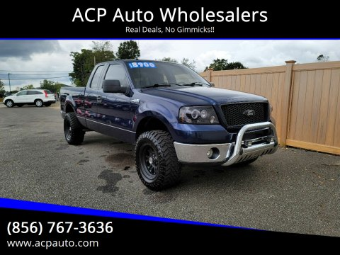2006 Ford F-150 for sale at ACP Auto Wholesalers in Berlin NJ