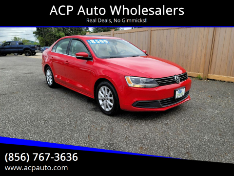 2014 Volkswagen Jetta for sale at ACP Auto Wholesalers in Berlin NJ