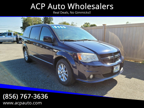 2013 Dodge Grand Caravan for sale at ACP Auto Wholesalers in Berlin NJ