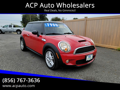 2010 MINI Cooper for sale at ACP Auto Wholesalers in Berlin NJ