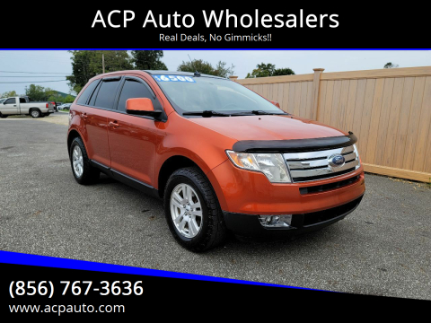 2007 Ford Edge for sale at ACP Auto Wholesalers in Berlin NJ