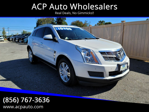 2011 Cadillac SRX for sale at ACP Auto Wholesalers in Berlin NJ